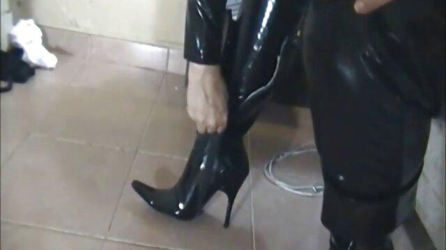BAEB Cabello trenzado Alice March se videos faking completos folla a su novio con una gran polla